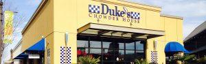 Dukes Seafood Kent Station Exterior