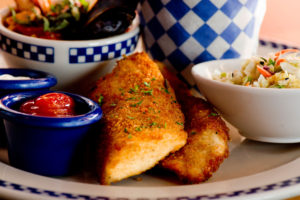 Dukes Chowder House dishes