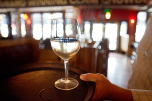 Duke's Seafood - Wine Glass