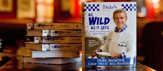Dukes Chowderhouse dishes