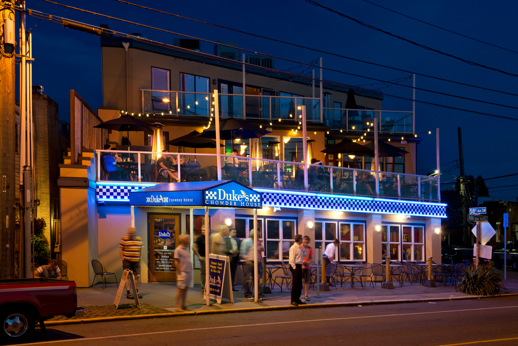 Picture of Dukes Chowder House on Alki