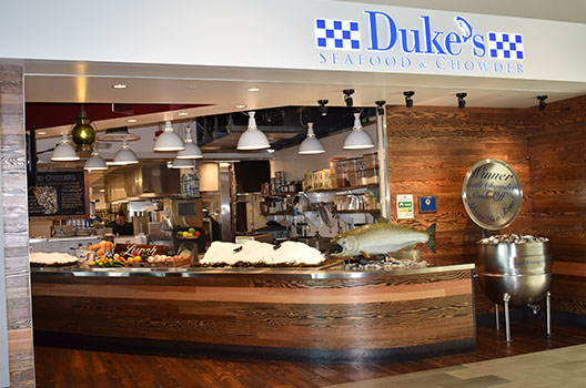 Duke's Bellevue Restaurant