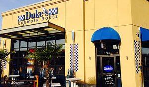 Duke's Seafood Kent Station Restaurant