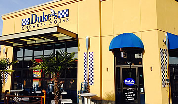 Duke's Seafood Kent Station Restaurant