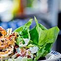 lunch menu gluten free icon