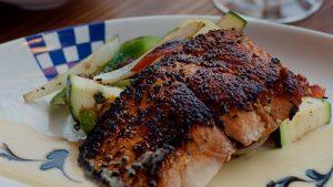 Share it Together Stuffed Wild Alaska Salmon