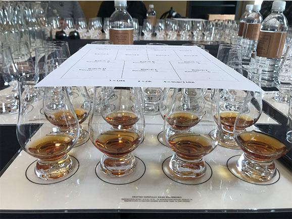 Bourbon Taste Test