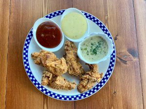 Kids Meal Organic Chicken Strips