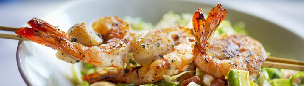 Duke's Seafood Shrimp Salad