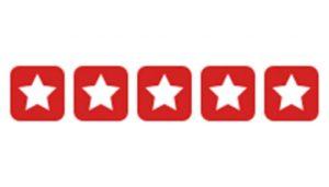Yelp Rating Stars