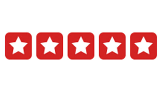 Yelp Rating Stars