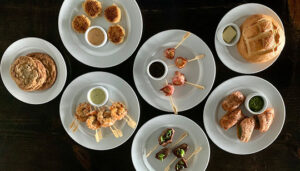 Duke's Seafood Meal Kit With Light Appetizers