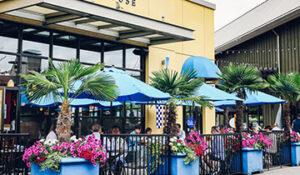 Duke's Seafood Kent Station
